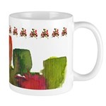 marina's xmas mug I