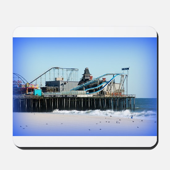Seaside Heights Forever Mousepad