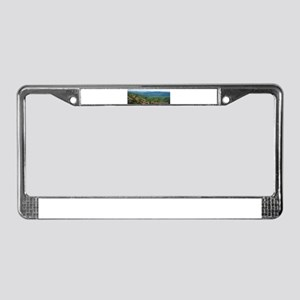 Pennsylvania Mountain Laurel License Plate Frame