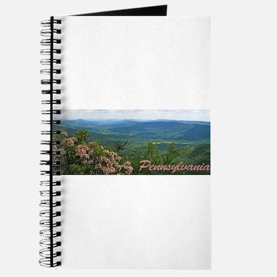 Pennsylvania Mountain Laurel Journal