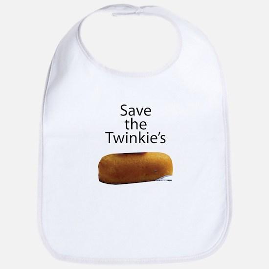 Save The Twinkie's Bib