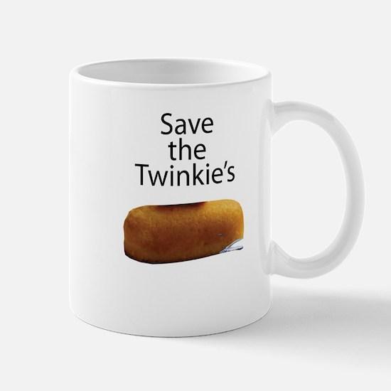 Save The Twinkie's Mug