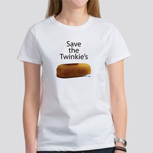 Save The Twinkie's Women's T-Shirt