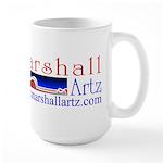 Marshall Artz Web Large Mug