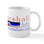Marshall Artz Web Mug