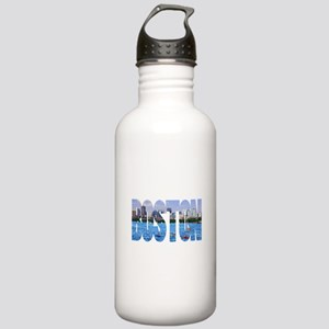 Boston Back Bay Skyline Stainless Water Bottle 1.0