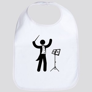 Music Conductor Bib