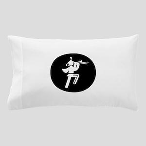 Trombone Pillow Case