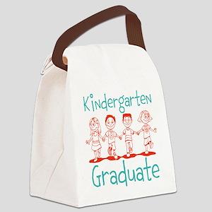 Kindergarten Graduate Canvas Lunch Bag