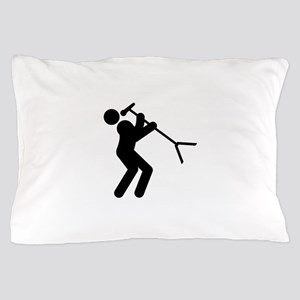 Singer Pillow Case