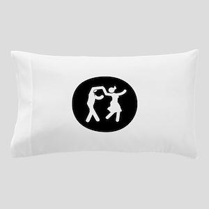 Swing Dancing Pillow Case