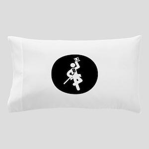 Tap Dancing Pillow Case