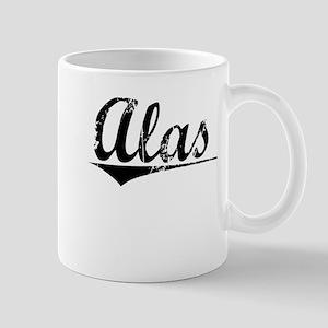 Alas, Aged, Mug