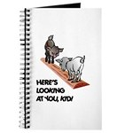 Cute Goat Journal