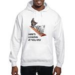 Cute Goat Hooded Sweatshirt