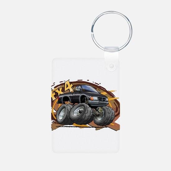 Black Ranger Keychains