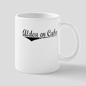 Aldea en Cabo, Aged, Mug