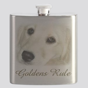 Goldens Rule Flask