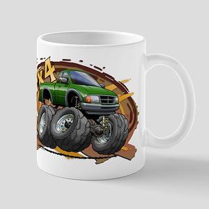 Green Ranger Mug