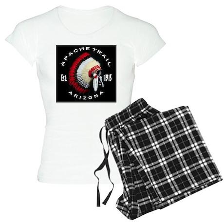 Apache Trail Arizona Women's Light Pajamas
