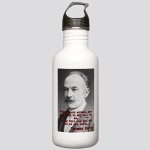 Woman Much Missed - Thomas Hardy Water Bottle