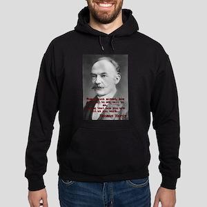 Woman Much Missed - Thomas Hardy Sweatshirt