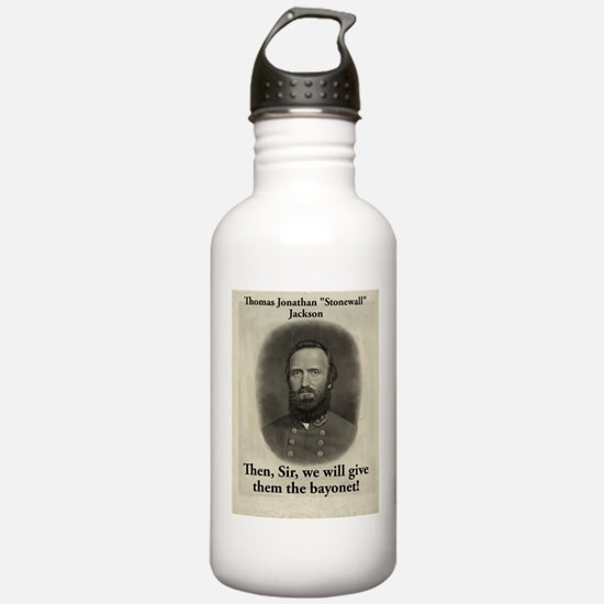 Then Sir We Will Give - Stonewall Jackson Water Bo