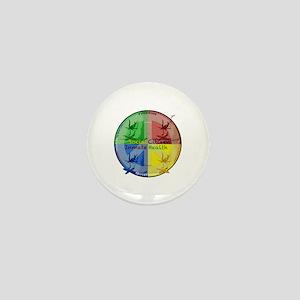 Social ramifications Mini Button