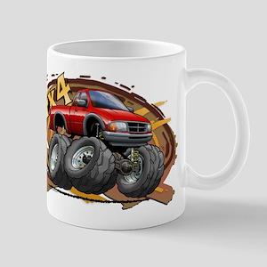 Red Ranger Mug