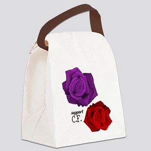 Support C.F. Canvas Lunch Bag