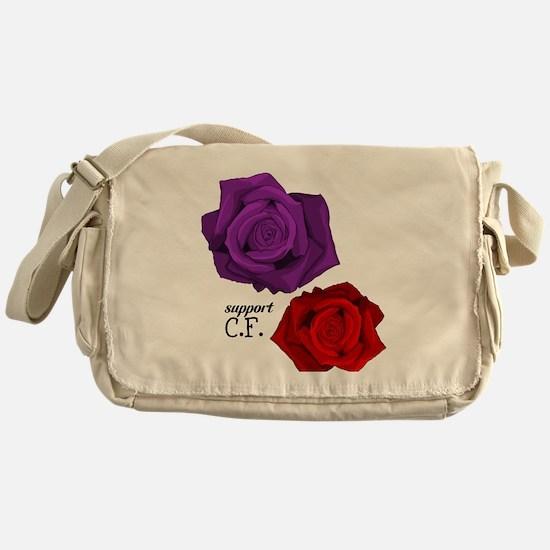 Support C.F. Messenger Bag