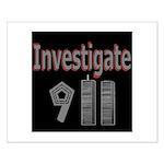 Investigate 911 Small Poster