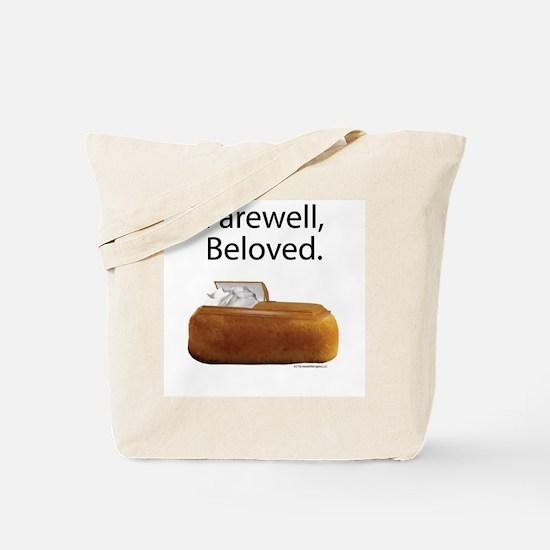 Farewell, Beloved. Tote Bag