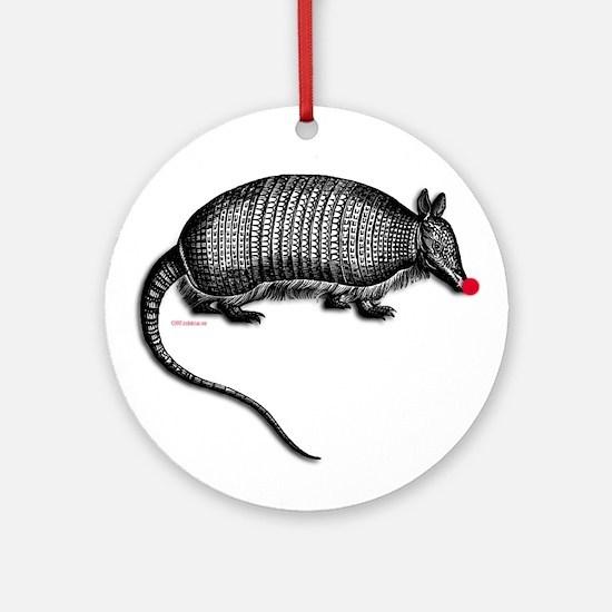 armadillo.png Ornament (Round)