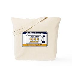 visitPAcasinos Logo Tote Bag