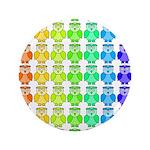 Rainbow Owl Pattern 3.5