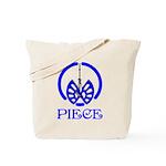 Climbing Piece Tote Bag