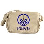 Climbing Piece Messenger Bag