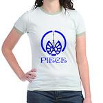 Climbing Piece Jr. Ringer T-Shirt