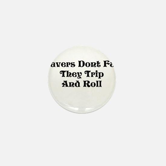 Ravers Trip Mini Button