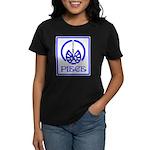 Climbing Piece Women's Dark T-Shirt
