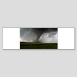 Tornado Sticker (Bumper)