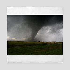 Tornado Queen Duvet