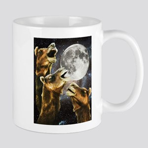 Three Camel Moon Mug