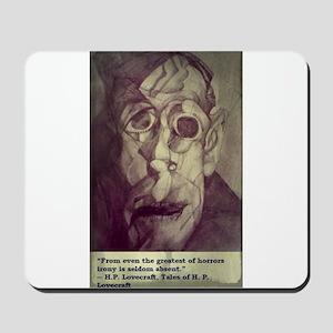 H. P. Lovecraft Mousepad