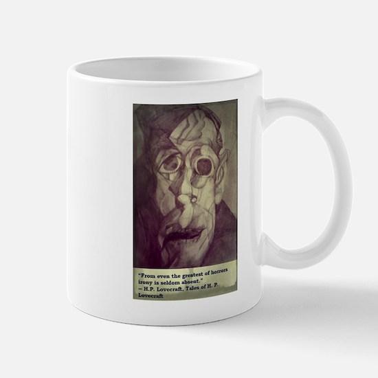 HOWARD PHILLIPS LOVECRAFT Mug