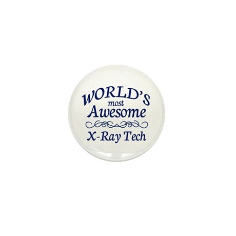 X-Ray Tech Mini Button (10 pack)