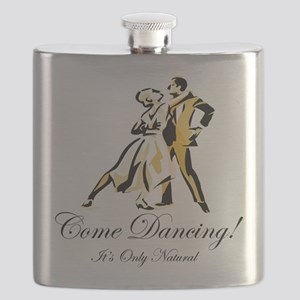 It's Only Natural Dance Flask