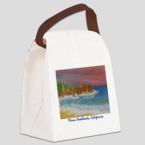 Marin Headlands 700 Canvas Lunch Bag