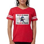 PIRATE Womens Football Shirt
